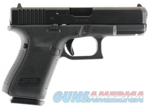 Glock G19 Gen 5 Double 9mm  Guns > Pistols > Glock Pistols > 19/19X
