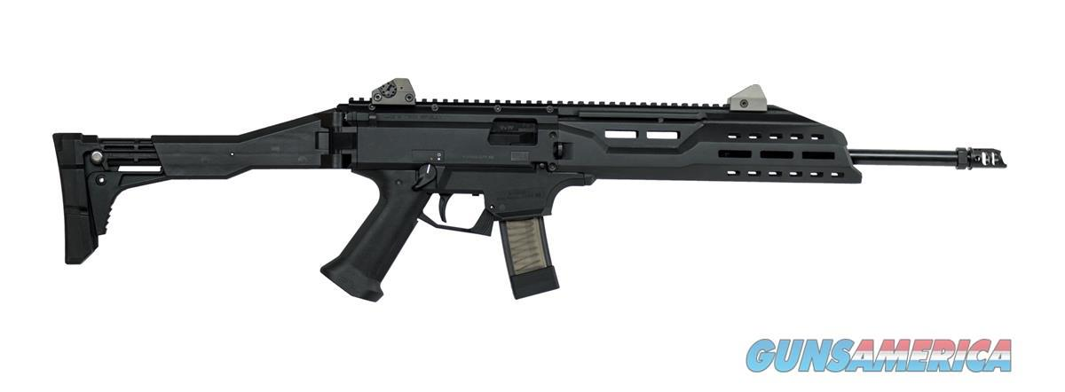 "CZ-USA CZ Scorpion EVO 3 S1 16"" 9mm Carbine with Muzzle Brake***NEW IN BOX***  Guns > Rifles > CZ Rifles"