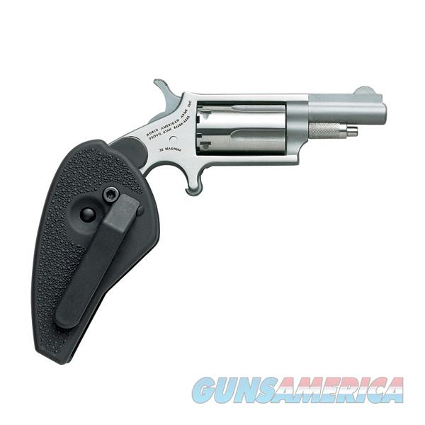 NAA 22 MAG WITH HOLSTER GRIPNAA-22LR-HG***NEW IN BOX***  Guns > Pistols > North American Arms Pistols