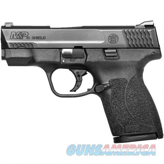 S&W M&P45 Shield .45 ACP Semi Auto Pistol  Guns > Pistols > Smith & Wesson Pistols - Autos > Shield