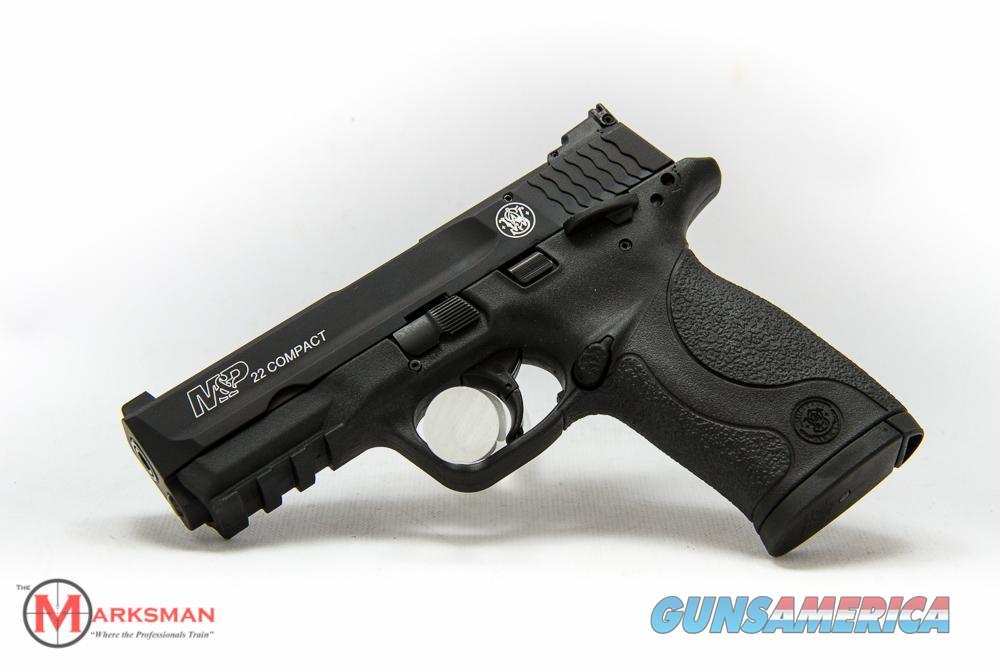 Smith and Wesson M&P 22 Compact .22 lr ***NEW IN BOX***  Guns > Pistols > Smith & Wesson Pistols - Autos > Polymer Frame