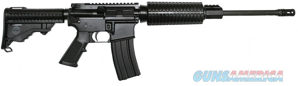 "DPMS *NEW* Oracle Semi-Automatic 223 Remington/5.56 NATO 16"" , 6-Position Stock   Guns > Rifles > DPMS - Panther Arms > Complete Rifle"