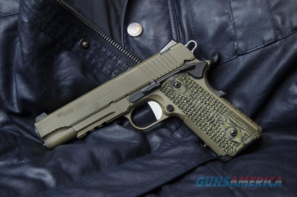 SIG SAUER SCORPION 1911 45APC***NEW IN BOX***  Guns > Pistols > Sig - Sauer/Sigarms Pistols > 1911