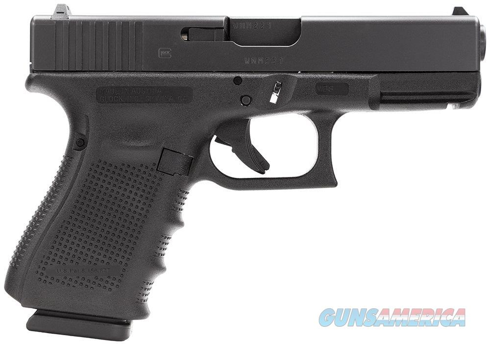 "Glock G19 G4 15+1 9mm 4.01""  Guns > Pistols > Glock Pistols > 19/19X"