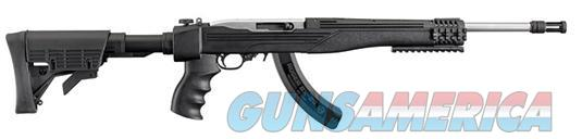 Ruger 10/22 Tactical ATI Stock, SS, 25 Rnd Mag***NEW IN BOX***  Guns > Rifles > Ruger Rifles > 10-22