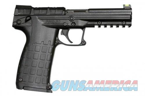 "KEL-TEC PMR-30 BLACK .22 WMR 4.3"" Barrel Fiber Optic Sights 30rd Mag  Guns > Pistols > Kel-Tec Pistols > Pocket Pistol Type"