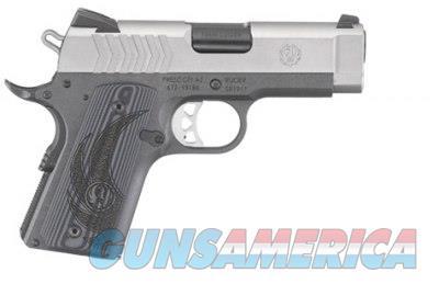 Ruger 6758 SR1911 9mm Lightweight Officer 8rd  Guns > Pistols > Ruger Semi-Auto Pistols > 1911