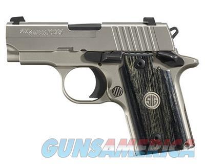 SIG SAUER P238 NICKEL***NEW IN BOX***   Guns > Pistols > Sig - Sauer/Sigarms Pistols > P238