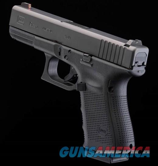 GLOCK 19 GEN 4  - AMERIGLO NIGHT SIGHT/TALO SPECIAL EDITION ***NEW IN BOX***  Guns > Pistols > Glock Pistols > 19