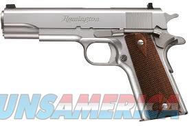 Remington 1911 R1***NEW IN BOX*** STAINLESS  Guns > Pistols > Remington Pistols - Modern > 1911