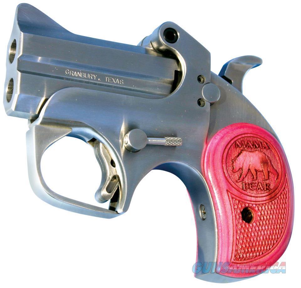 Bond Arms Mama Bear Derringer, .357 Mag, .38 Special  Guns > Pistols > Bond Derringers