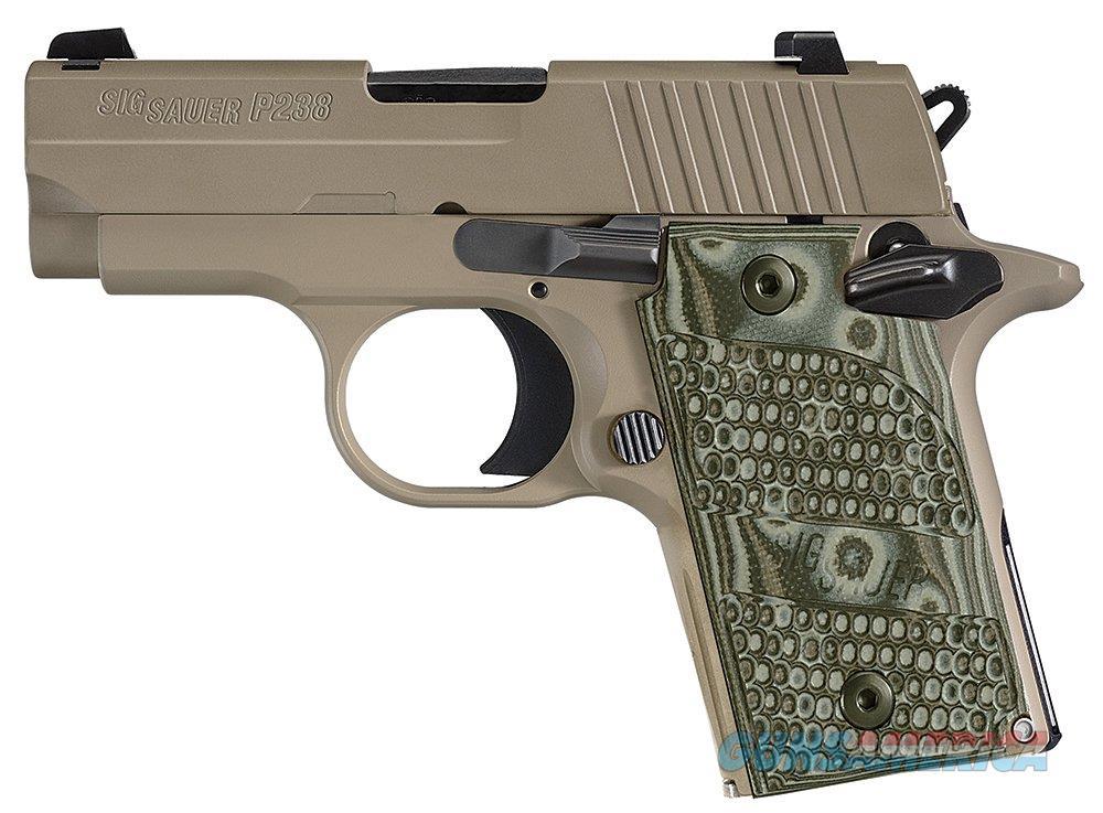 Sig Sauer P238 Scorpion***NEW IN BOX***  Guns > Pistols > Sig - Sauer/Sigarms Pistols > P238