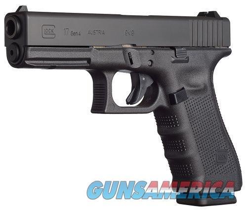 "Glock G17 GEN4 9mm 4.49"" 17 Rds Black***NEW IN BOX***GLPG1750203  Guns > Pistols > Glock Pistols > 17"
