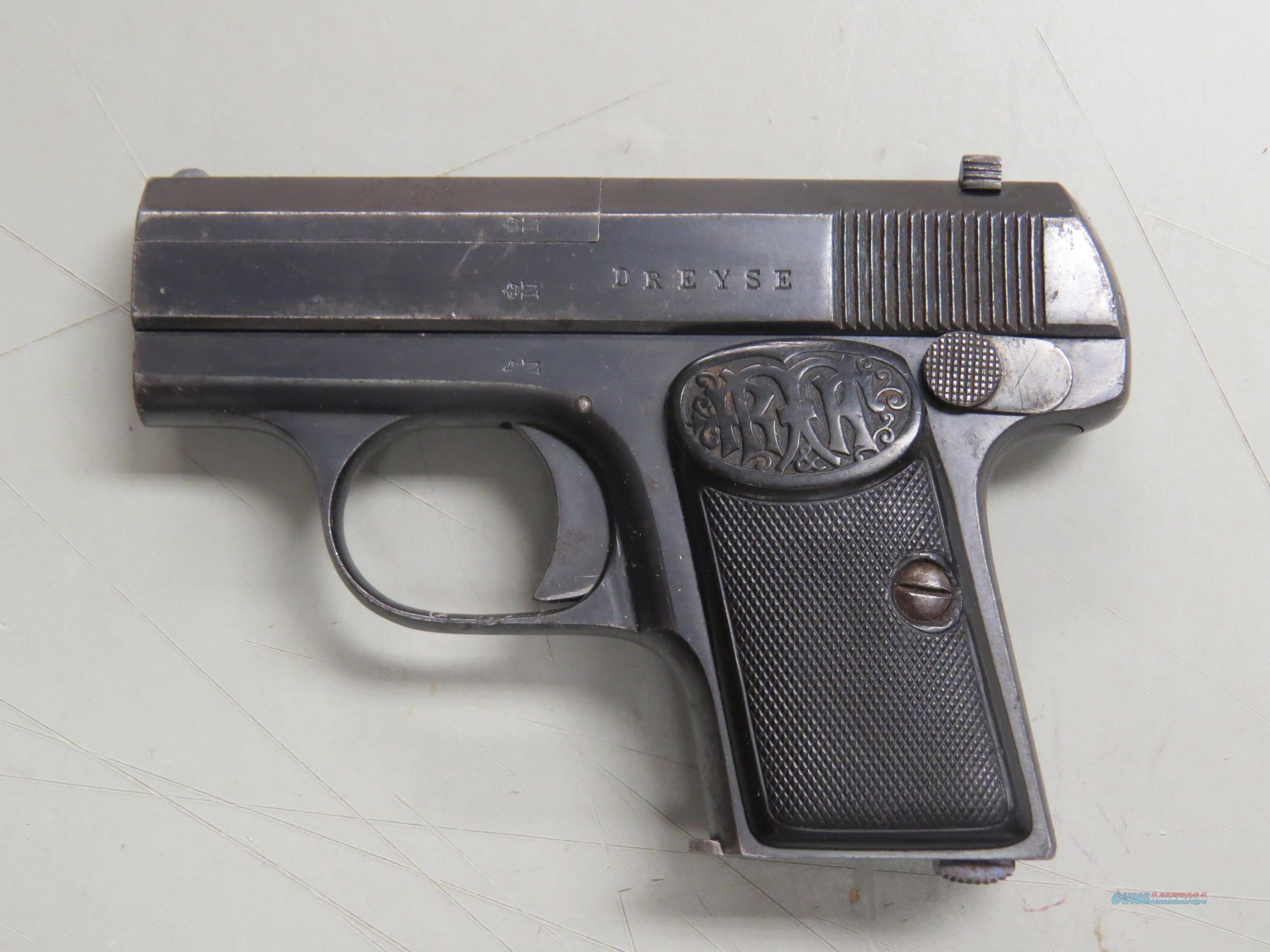 Bauer 25 auto pocket pistol