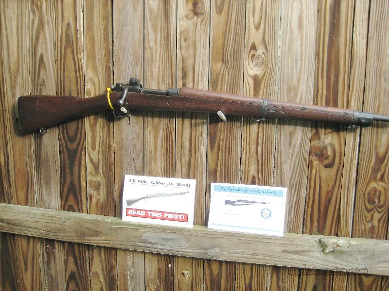 REMINGTON 1903A3 CMP SERVICE GRADE  Guns > Rifles > Military Misc. Rifles US > 1903 Springfield/Variants