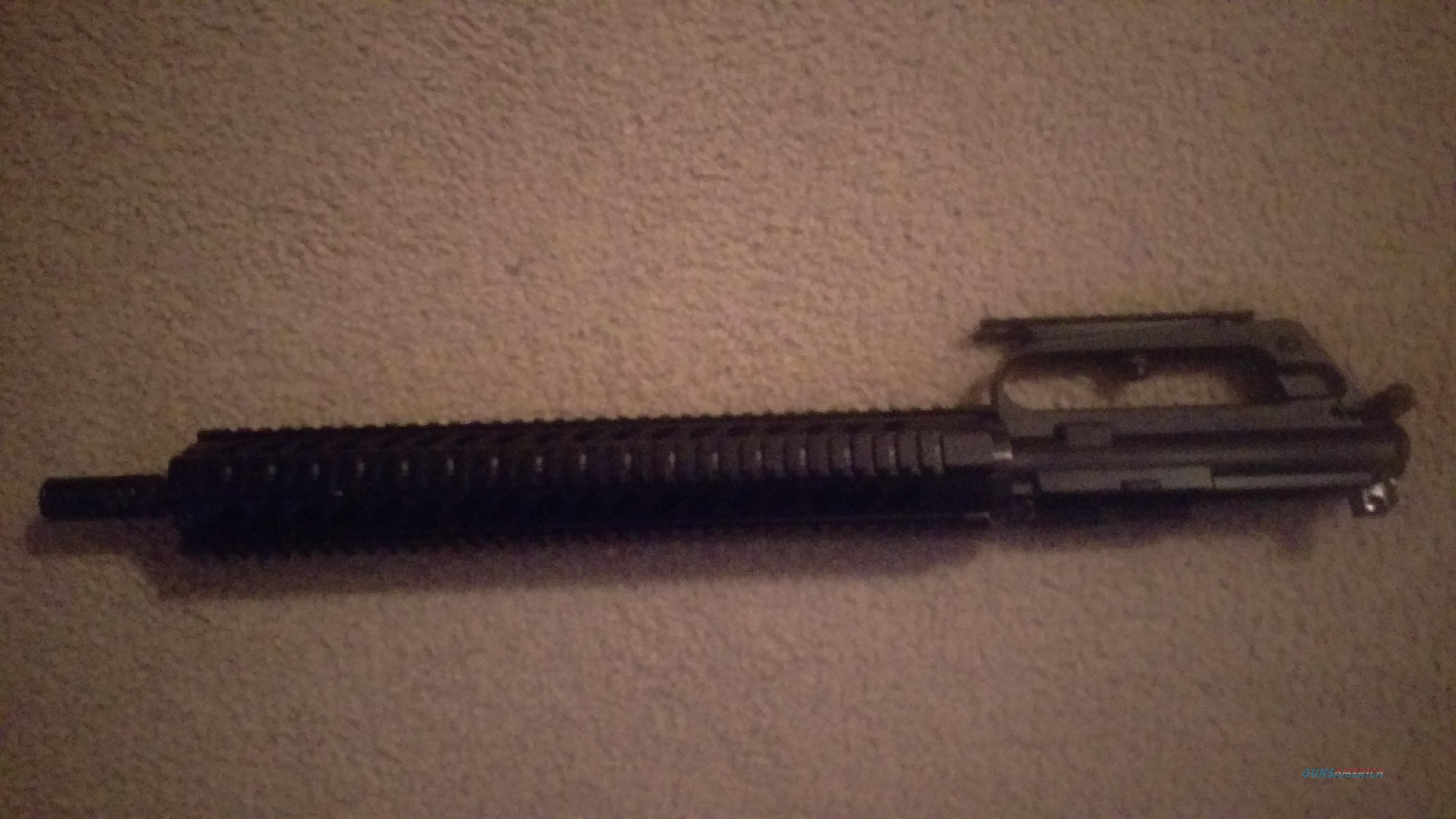 DPMS 223 UPPER USED 200 RDS  Guns > Rifles > DPMS - Panther Arms > Upper Only