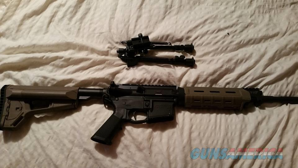 m4 mod. core 15 w/ handgrip and bipod accessories  Guns > Rifles > AR-15 Rifles - Small Manufacturers > Complete Rifle