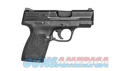 "S&W SHIELD 45ACP 3.3"" BLK 6&7RD  Guns > Pistols > Smith & Wesson Pistols - Autos > Shield"