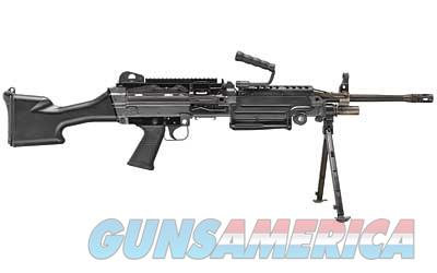 "FN M249S 5.56NATO 18.5"" BELT BLK  Guns > Rifles > FNH - Fabrique Nationale (FN) Rifles > Semi-auto > Other"