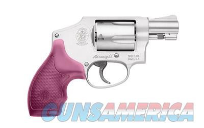 "S&W 642 1.875"" STS/ALUM CENT PINK GP  Guns > Pistols > Smith & Wesson Revolvers > Small Frame ( J )"