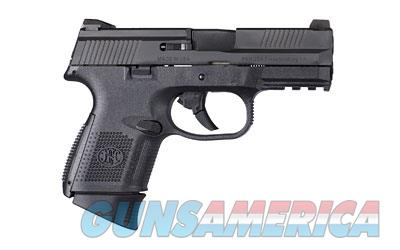"FN America FNS-9C 9mm 3.6"" Barrel 12rd & 17rd  Black Finish With Night Sights 66720 - 3 Magazines - New In Box - FREE SHIPPING  Guns > Pistols > FNH - Fabrique Nationale (FN) Pistols > FNS"