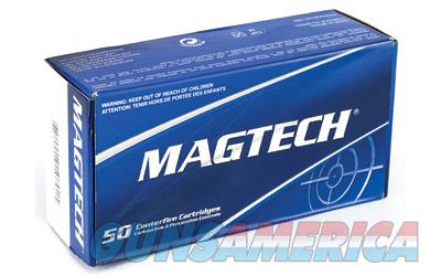 Magtech Sport Shooting, 38 Special, 125 Grain, Jacketed Soft Point, 50 Round Box 38D  Non-Guns > Ammunition