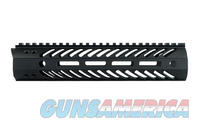 "Seekins Precision Modular Combat Suppressor Rail V2, M-LOK, 10"", Black Finish 0010530031  Non-Guns > Gun Parts > Misc > Rifles"