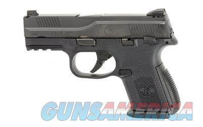 FN FNS-9C 9MM 2-12RD 1-17RD BLK  Guns > Pistols > FNH - Fabrique Nationale (FN) Pistols > FNS