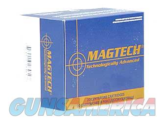 Magtech Sport Shooting, 500 S&W, 400 Grain, Semi Jacketed Soft Point, 20 Round Box 500A  Non-Guns > Ammunition