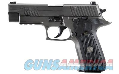 "SIG P226 LEGION SAO 9MM 4.4"" GRY 10R  Guns > Pistols > Sig - Sauer/Sigarms Pistols > P226"
