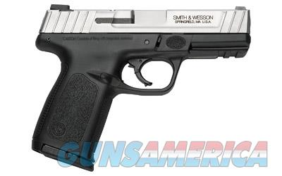 "S&W SD40VE 40SW 10RD 4"" DT FO 2MG CA  Guns > Pistols > Smith & Wesson Pistols - Autos > Polymer Frame"