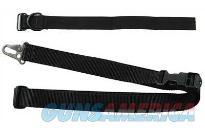 BH SPORTSTER SINGLE POINT SLING BLK  Non-Guns > Gun Parts > Misc > Pistols
