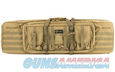 "DRAGO GEAR 42"" DOUBLE GUN CASE TAN  Non-Guns > Miscellaneous"