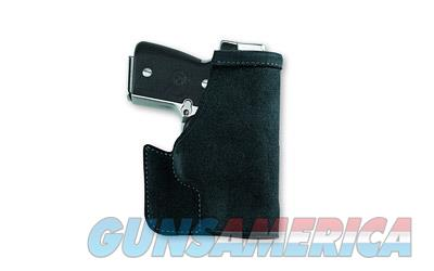 Galco Pocket Protector Pocket Holster, Fits Glock 42/Kahr PM9, Right Hand, Black PRO460B  Non-Guns > Holsters and Gunleather > Other