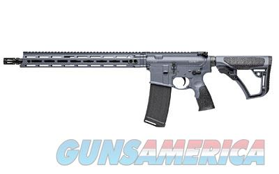 "DD M4V7 556NATO 16"" 32RD TORN GRY - FREE SHIPPING - NO CC FEE!  Guns > Rifles > Daniel Defense > Complete Rifles"