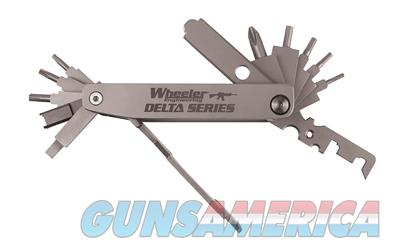 WHEELER DELTA COMPACT AR MULTI-TOOL  Non-Guns > Knives/Swords > Other Bladed Weapons > Other