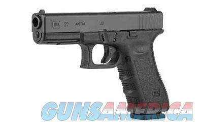GLOCK 22 40SW 15RD US MADE - Free Shipping - No CC Fee  Guns > Pistols > Glock Pistols > 22