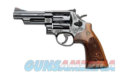 "S&W 29 4"" 44MAG 6RD BL MACH ENGRVD  Guns > Pistols > Smith & Wesson Revolvers > Full Frame Revolver"
