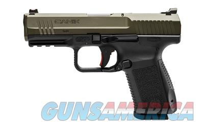 CANIK TP9SF ELITE-S 9MM 4.19 15RD OD  Guns > Pistols > Century International Arms - Pistols > Pistols