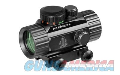 UTG RED/GRN RD W/PICT MNT DECK - FREE Shipping - No CC Fee!  Non-Guns > Scopes/Mounts/Rings & Optics > Rifle Scopes > Fixed Focal Length
