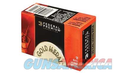 Federal Gold Medal, 22LR, 40 Grain, Target, Lead 711B  Non-Guns > Ammunition