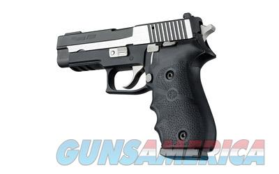 Hogue Grips Grip Rubber, Fits Sig Sauer P220, Wraparound with Finger Grooves, Black 20000  Non-Guns > Gun Parts > Grips > Other
