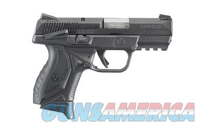 "RUGER AMERICAN 9MM 3.55"" 17RD BLK SF  Guns > Pistols > Ruger Semi-Auto Pistols > P-Series"
