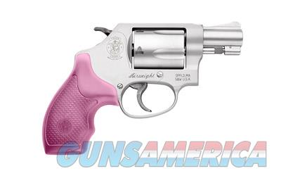 "S&W 637 1.875"" 38 STS/ALUM PNK GRP  Guns > Pistols > Smith & Wesson Revolvers > Small Frame ( J )"