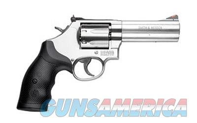 "S&W 686-6 PLUS 4"" 357 STS 7SH  Guns > Pistols > Smith & Wesson Pistols - Autos > Polymer Frame"