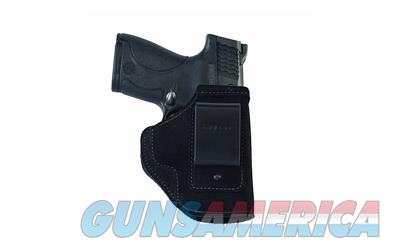 "Galco Stow-N-Go Inside The Pant Holster, Fits Springfield XD With 3"" Barrel, Right Hand, Black Leather STO444B  Non-Guns > Holsters and Gunleather > Other"