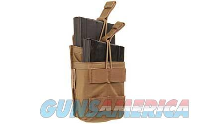 BLACKHAWK! Tier Stacked Magazine Pouch, For 20Rd M14, Coyote Tan 37CL119CT  Non-Guns > Holsters and Gunleather > Other