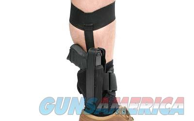 "BLACKHAWK! Ankle Holster, Size 16, Fits 3.25"" - 3.75"" Barrel Medium and Large Autos, Right Hand, Black 40AH16BK-R  Non-Guns > Holsters and Gunleather > Other"