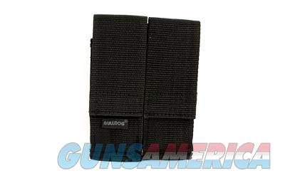 BULLDOG DBL MAG HLDR BLK  Non-Guns > Holsters and Gunleather > Other
