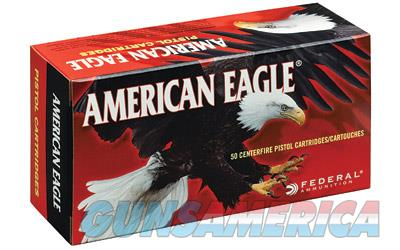 Federal American Eagle, 45GAP, 185 Grain, Total Metal Jacket, 50 Round Box AE45GA  Non-Guns > Ammunition